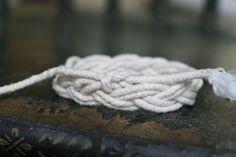 {diy Sailor's Knot Bracelets} via @Etsy