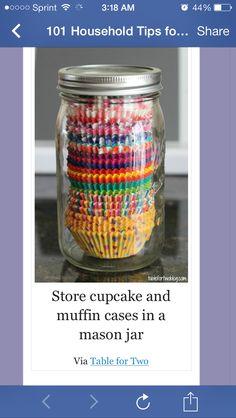 Mason jars.!