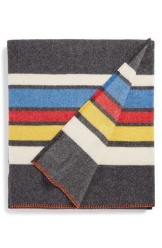 Woolrich 'Allegheny' Wool Throw available at #Nordstrom