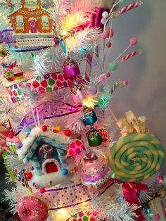 Hobby Lobby cupcake Christmas tree