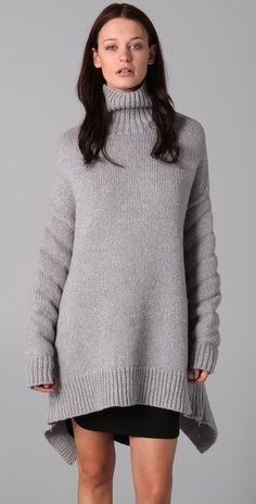oversized #sweater