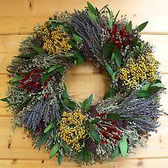 Nice Herbal Wreath