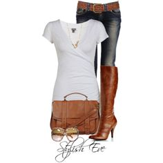 """aml"" by stylisheve on Polyvore"