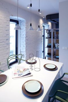 Basseynaya Str by Olga Akulova Design | HomeDSGN, a daily source for inspiration and fresh ideas on interior design and home decoration.