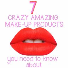 7 Magical Makeup Products You Might Become Obsessed With: