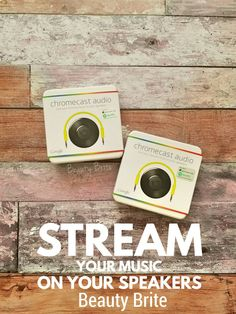 Stream Your Music On