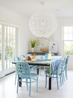 Dining Area in DIY Mother's Day Gifts Mom Will Love from HGTV