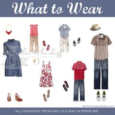 What To Wear - spring/summer