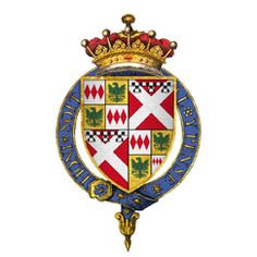 Coat of Arms of Sir Richard Neville, 5th Earl of Salisbury