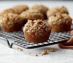 MyPanera Recipe: A Pumpkin Streusel Muffins