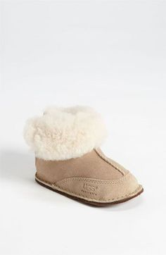 UGG® Australia 'Boo' Bootie (Baby  Walker) available at #Nordstrom