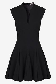 Black dress #style