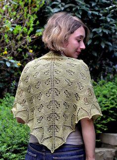 Ravelry: Cassandra pattern by Marie Adeline Boyer