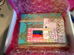 The New Erin Condren Gold Life Planner: A Review in Pictures - For the {love} of charms
