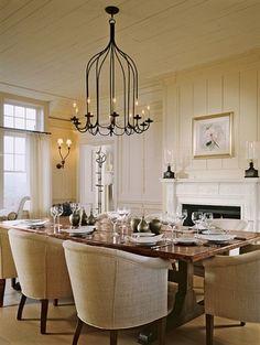 dining room #dining #room #neutral