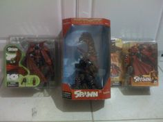 Spawn collection