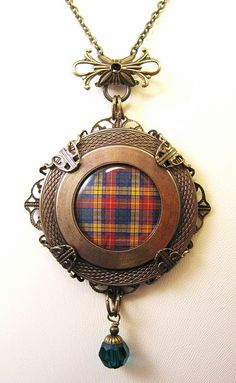 I'd like it with my own tartan
