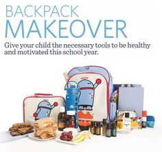 Give your kid's backpack a doTERRA makeover! (2)