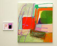 Amy Sillman art inspir, sillman2jpg 440354, ami sillman, abstract art, inspir paint, figur paint