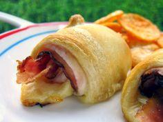 Turkey Bacon Crescents   Plain Chicken