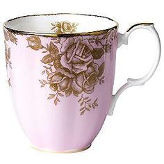 John Lewis Royal Albert Golden Rose