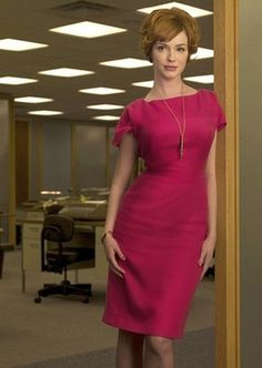 Christina Hendricks fashion