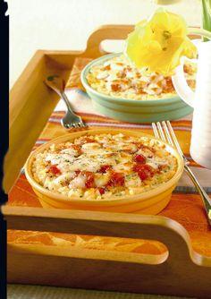 Pizzette di riso con mozzarella