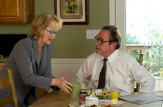 Caption contest! What is Meryl saying to Tommy in this #HopeSprings pic?