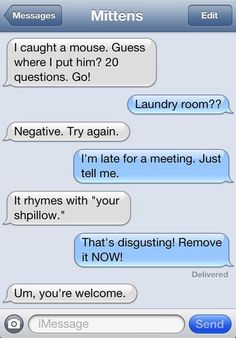 """""""Texts From Mittens"""" Is The Best Blog About Text Messages From A Cat Ever"""