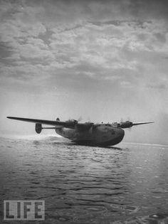 a Pan Am clipper in 1941