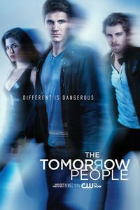'The Tomorrow People' on @Matty Chuah CW this fall