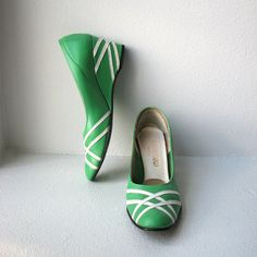 green wedges!