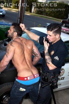 Sexy cop sexy thief