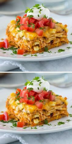 Mexican Lasagna....making for Mother's Day!!!