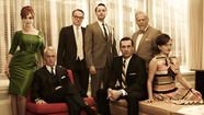 Mad Men Season 5 cast photo