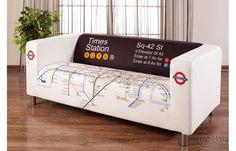 Modern transit sofa cover design