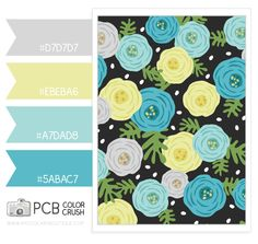 Color & Pattern Crush -  5.29.2013