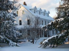 "My ""Bluestone Farm.""  A 1866 German-American boarding house.  This is my heart."
