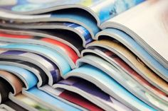 Organizing Magazine Information | Stretcher.com - Useful information at your fingertips