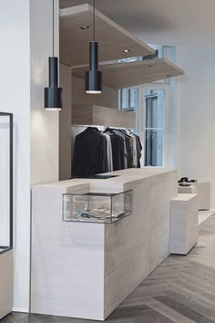Bitte Kai Rand store in Copenhagen — Designed by Theresa Arns