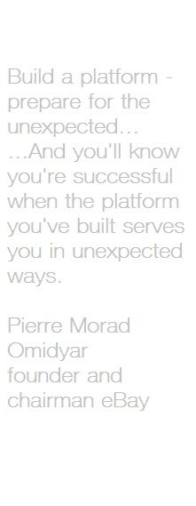 E-commerce quotes by Pierre Morad Omidyar