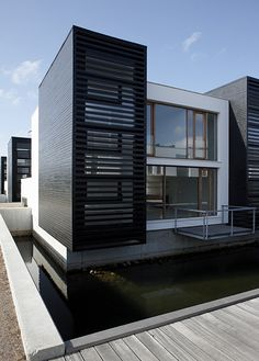 The Canal Houses by Arkitema Architects. #allgoodthings #danish #architecture spotted by @missdesignsays
