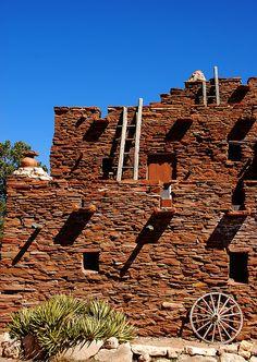 Hopi House, Grand Canyon,  Arizona