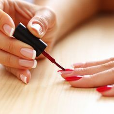 The Nail Trend That Will Make Your Manicure Last Longer