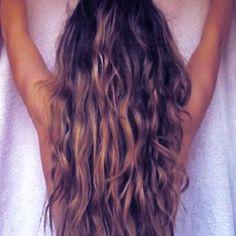 fashion, makeup, long hair, lock, wave, hair style, hairstyl, beauti, wavi