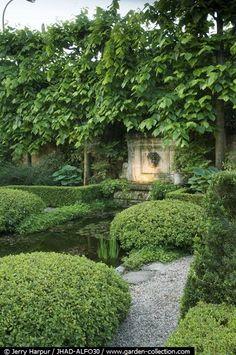 Jardín Alfaro. Spain