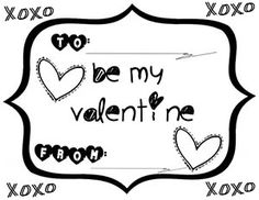 Free Valentine's Day Printable For Kids
