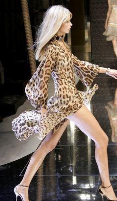 ♥ leopard