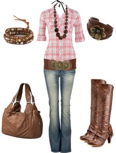 """""""country chic"""" by sarah-jones-3 on Polyvore"""