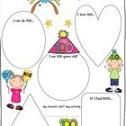 Celebrating your 100th day of school?  Heres a great poster that can also be enlarged.  This pack also contains two bonus activities.  Included in...